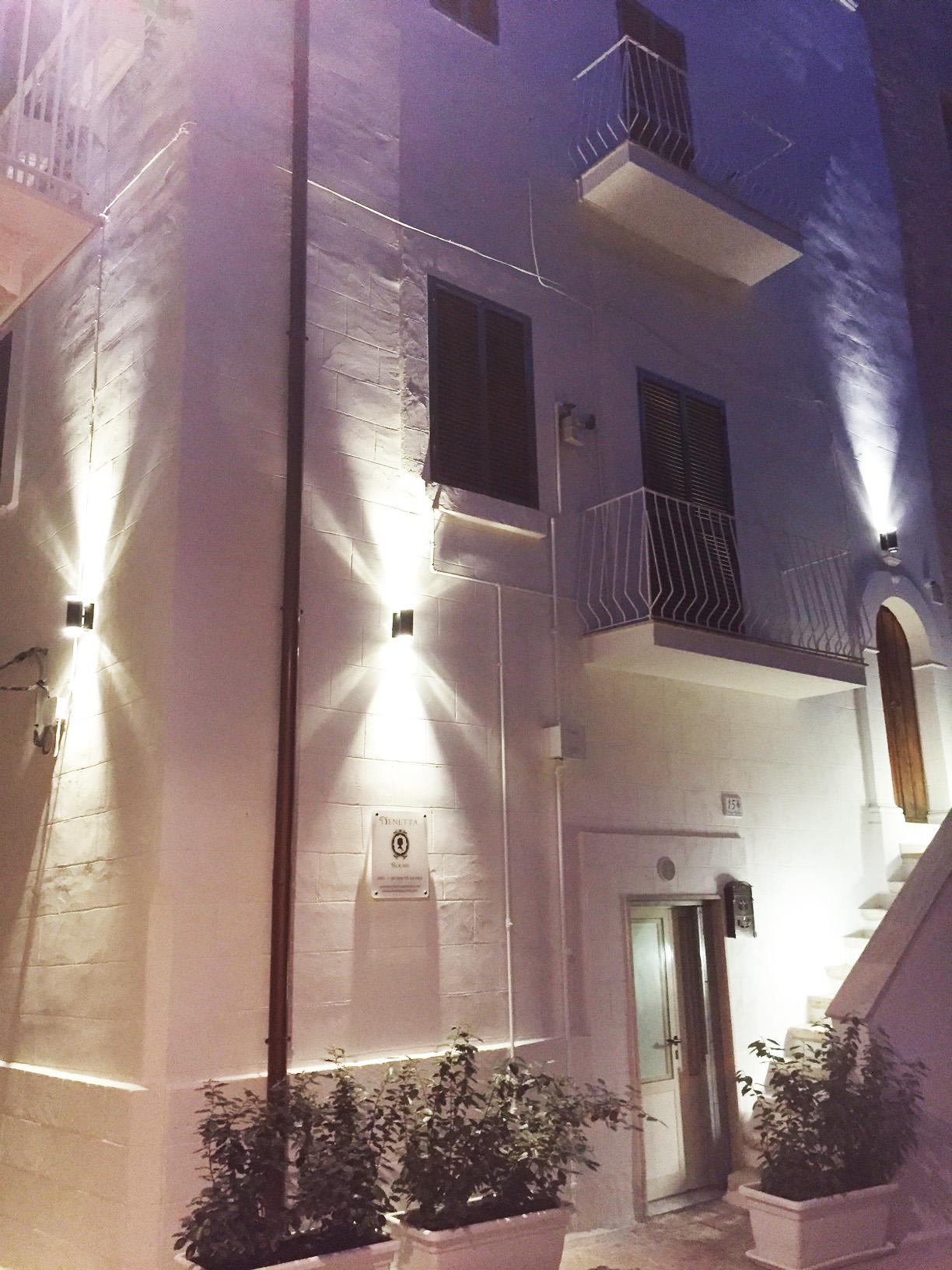 Palazzo-notturno
